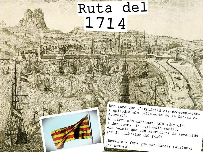 Ruta 1714 flyer