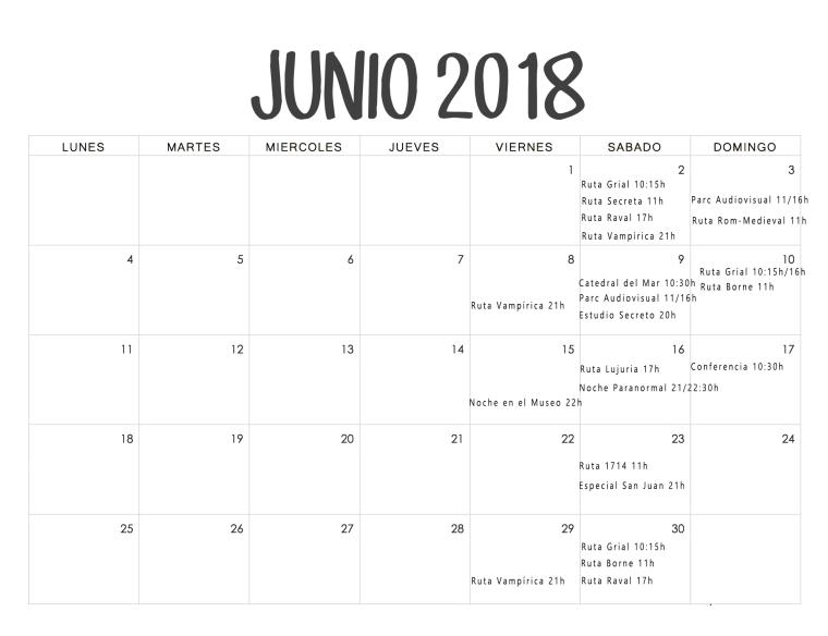 junio 18